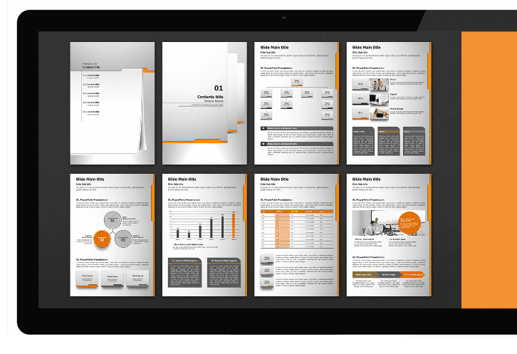 Unlimited Presentation-Ready Reports